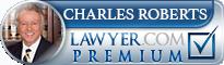 Charles B. Roberts  Lawyer Badge