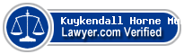 Kuykendall Horne Murry  Lawyer Badge