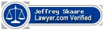 Jeffrey L Skaare  Lawyer Badge