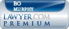 Bo C Murphy  Lawyer Badge