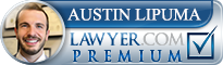 Austin Henry LiPuma  Lawyer Badge