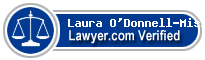Laura Ann O'Donnell-Misinec  Lawyer Badge