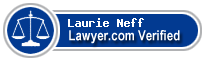 Laurie Forbes Neff  Lawyer Badge