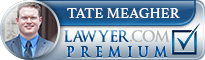 Tate Meagher  Lawyer Badge