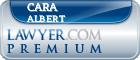 Cara E. Albert  Lawyer Badge