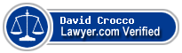 David M. Crocco  Lawyer Badge