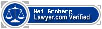 Nei H. Groberg  Lawyer Badge