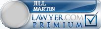 Jill P. Martin  Lawyer Badge
