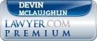 Devin McLaujghlin  Lawyer Badge