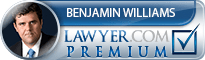 Benjamin Williams  Lawyer Badge