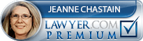 Jeanne O. Chastain  Lawyer Badge