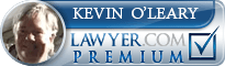 Kevin D O'Leary  Lawyer Badge