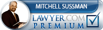 Mitchell Sussman  Lawyer Badge