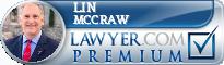 Lin McCraw  Lawyer Badge