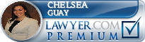 Chelsea Guay  Lawyer Badge