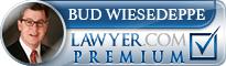 Bud Wiesedeppe  Lawyer Badge