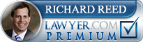 Richard Martin Reed  Lawyer Badge