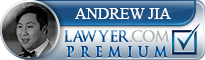Andrew Kevin Jia  Lawyer Badge