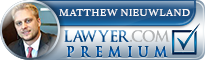 Matthew Albert Nieuwland  Lawyer Badge