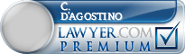 C. John D'Agostino  Lawyer Badge