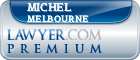 Michel Melbourne  Lawyer Badge