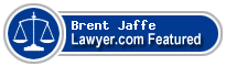 Brent Jaffe  Lawyer Badge