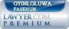Oyinloluwa Funfunlade Fasehun  Lawyer Badge