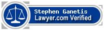 Stephen Mark Ganetis  Lawyer Badge