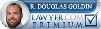 R. Douglas Goldin  Lawyer Badge