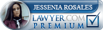 Jessenia Rosales  Lawyer Badge