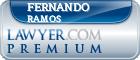 Fernando Ramos  Lawyer Badge