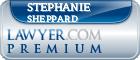 Stephanie Kenecya Sheppard  Lawyer Badge