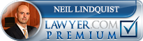 Neil Thomas Lindquist  Lawyer Badge