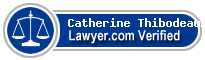 Catherine P Thibodeaux  Lawyer Badge