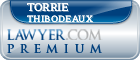Torrie S Thibodeaux  Lawyer Badge