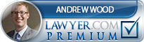 Andrew Wood  Lawyer Badge