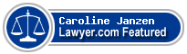 Caroline Hoffman Janzen  Lawyer Badge