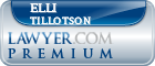 Elli M Tillotson  Lawyer Badge