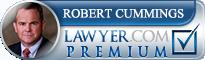 Robert Cummings  Lawyer Badge