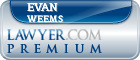 Evan Joseph Weems  Lawyer Badge
