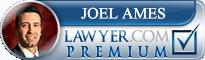 Joel Philip Ames  Lawyer Badge