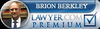 Brion Berkley  Lawyer Badge
