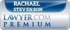 Rachael Stevenson  Lawyer Badge