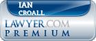 Ian Croall  Lawyer Badge