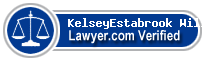 KelseyEstabrook A. Williams  Lawyer Badge