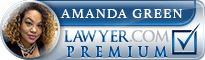 Amanda Green  Lawyer Badge