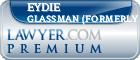 Eydie Rachel Vanderbosch  Lawyer Badge