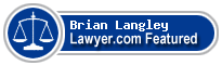 Brian Langley  Lawyer Badge