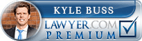 Kyle Buss  Lawyer Badge