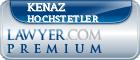 Kenaz Hochstetler  Lawyer Badge